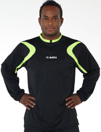 Masita-Football-Referee-Kit-Shirt-Soccer-Sports-Referee-Clothing-Footie-Top