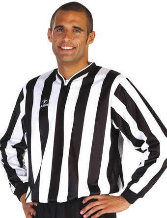 New-Masita-Nantes-Football-Referee-Kit-Shirt-Soccer-Referee-Clothing-Footie-Top