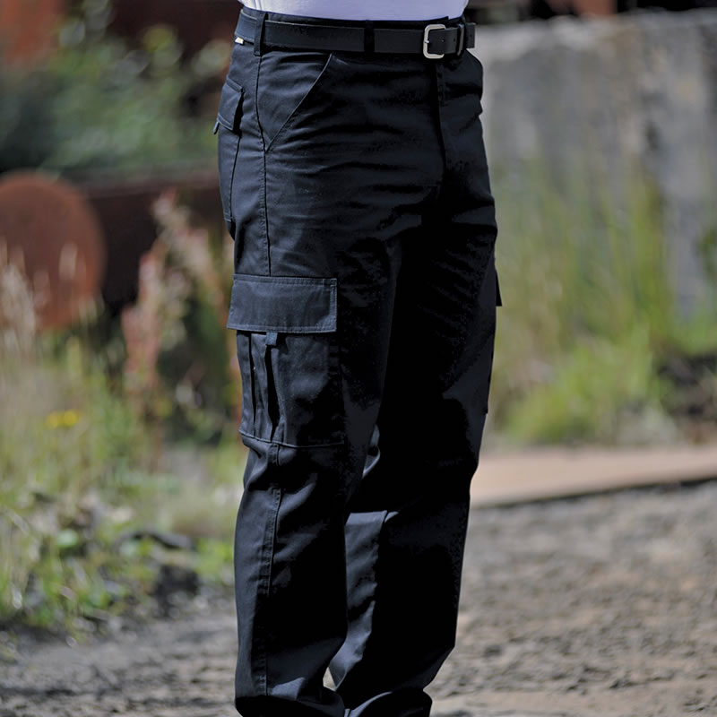 Workwear Cargo Trousers
