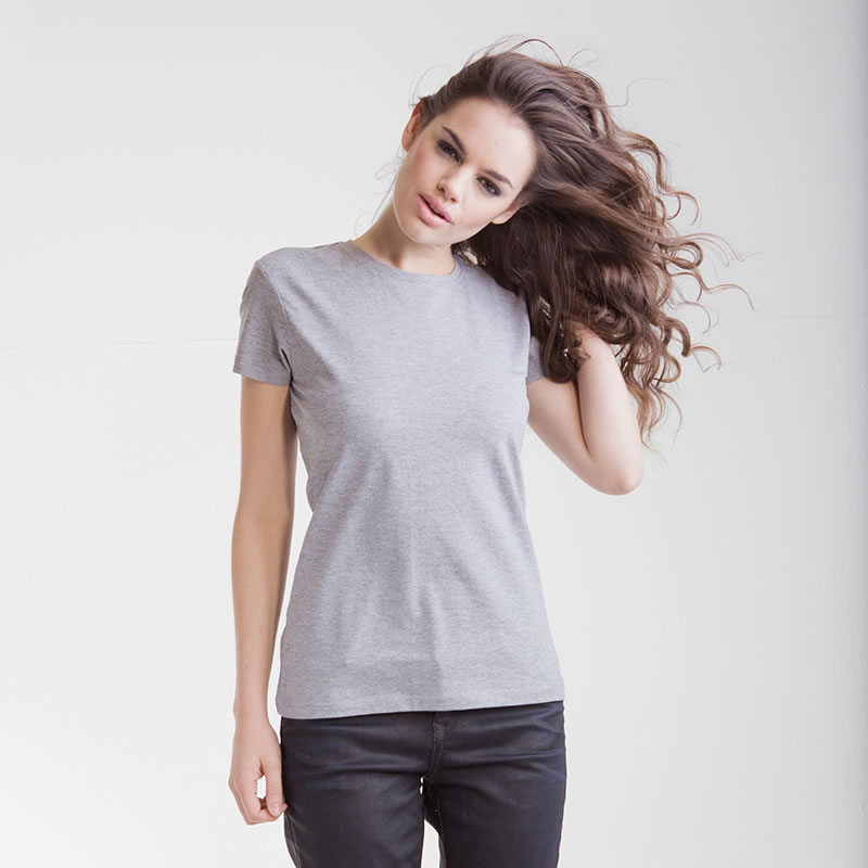 Skinni-Fit-Womens-Stretch-T-Shirt-Short-Sleeve-Casual-Cotton-Shirt-Tee-Top-S-2XL