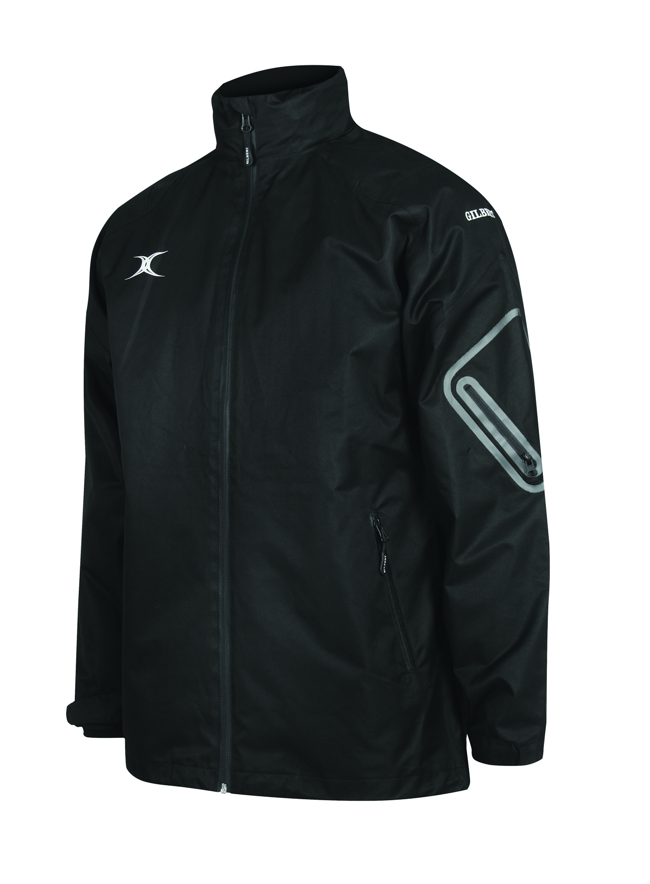 New-Gilbert-Rugby-Jet-Training-Jacket-Virtuo-Waterproof-Jackets-Durable-Coat