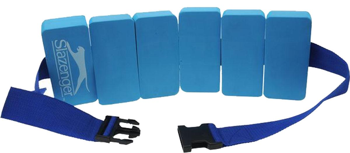 Slazenger kids safety swimming float belts childrens aqua buckle clip swim belt ebay for Flotation belt swimming pool exercise equipment