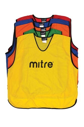 Mitre-Football-Pro-Senior-Training-Bib-Micro-Mesh-Multi-Sports-Lightweight-Bibs