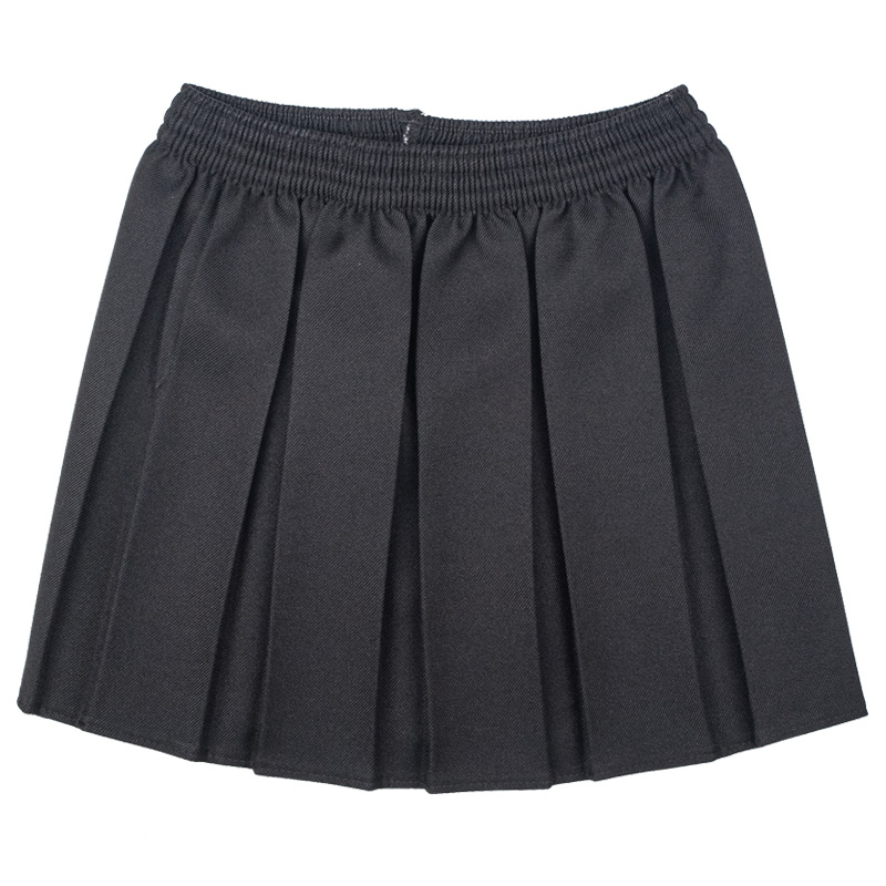 school box pleated elastic skirt various