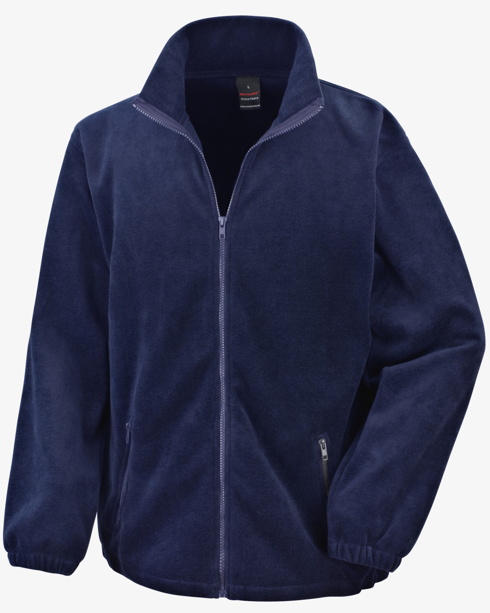 Result Core R220X Men/'s Winterwear Fashion Fit Outdoor Fleece Jacket Size XS-3XL
