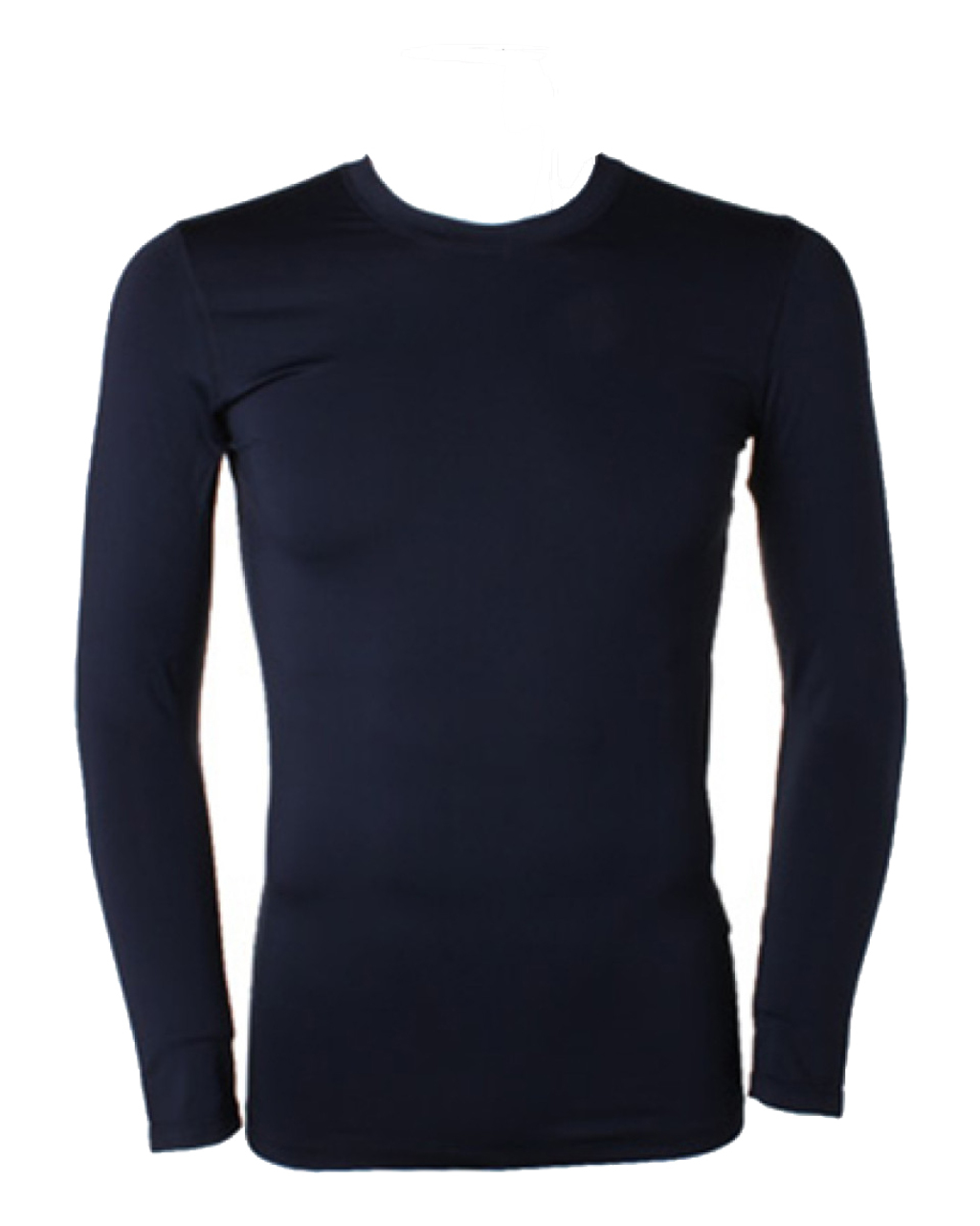 Gamegear Men/'s Warmtex Long Sleeve Compression Baselayer Skin Tight Top KK979