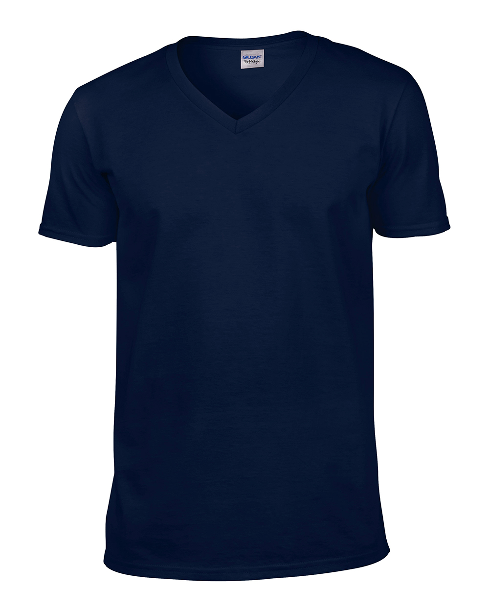 Gildan Softstyle Men 39 S V Neck Cotton T Shirt Short Sleeve
