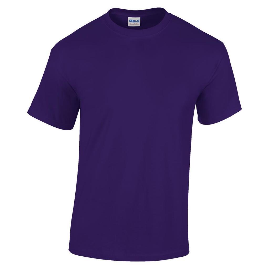 Adult Heavy Cotton Pre Shrunk Cotton T-Shirt Casual Wear Mens Shirt Top UK