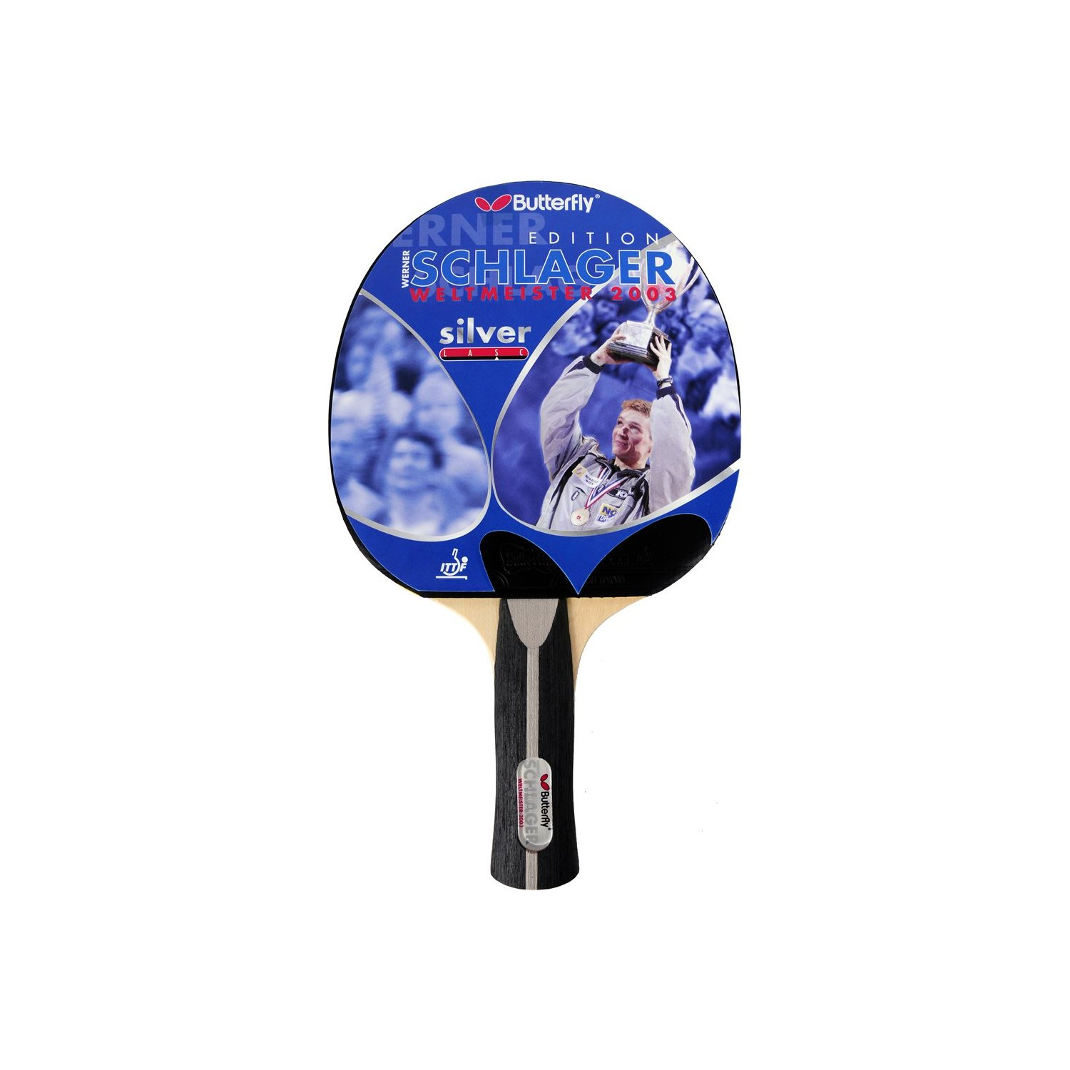 Brand new butterfly quality schlager silver table tennis - Butterfly table tennis official website ...