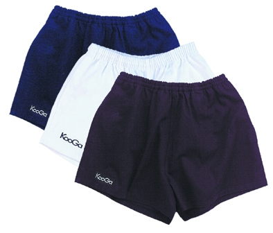 New-Kooga-Murrayfield-Rugby-Short-100-Heavy-Weight-Cotton-Drill-Shorts