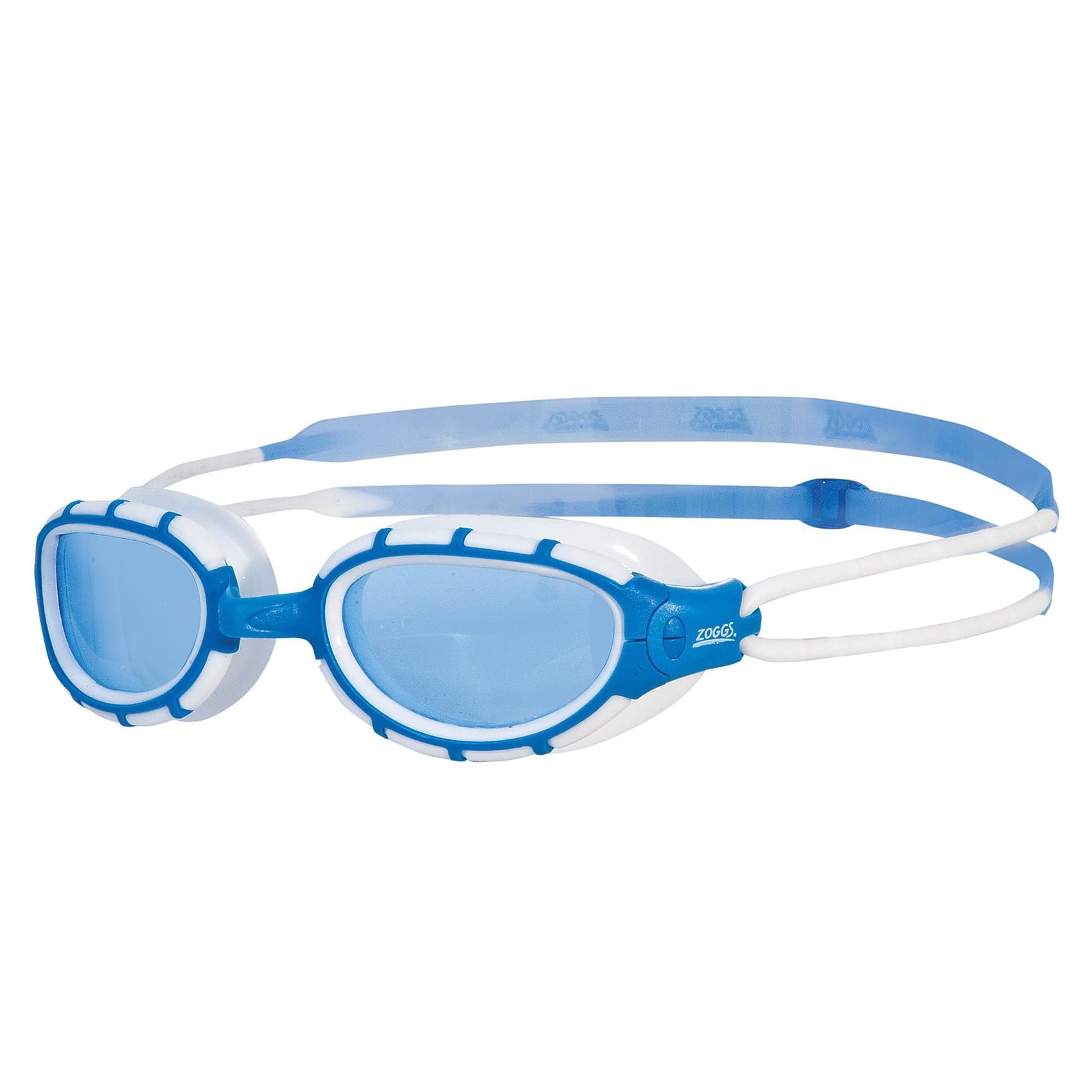 New zoggs predator junior swimming goggles anti fog kids for Pool koi goggles