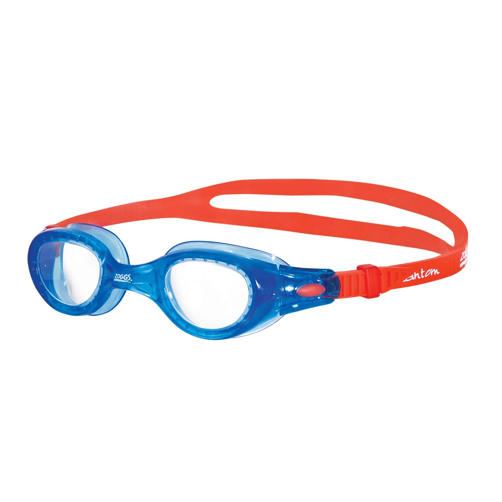 New zoggs little phantom junior swimming goggles kids swim for Pool koi goggles