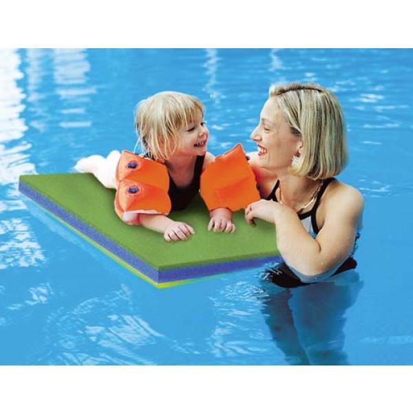 Jpl Children Lightweight Aqua Swimming Pool Fun Playing Floating Kids Swim Raft Ebay