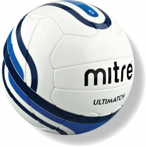 New-Mitre-B4037-Ultimatch-Football-Training-Quality-Match-Practice-Soccer-Ball