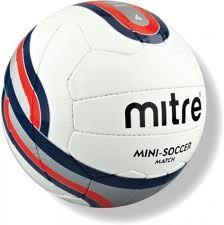 Mitre-B4050-Mini-Soccer-Football-Training-Match-Practice-Skills-Ball-Size-3-4