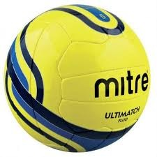 Mitre-B4064-Fluo-Ultimatch-Football-Training-Quality-Match-Practice-Soccer-Ball