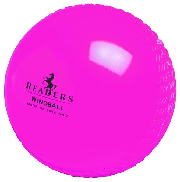 Brand-New-Readers-Windball-Cricket-Ball-Indoor-Training-Practice-Balls-Jnr-Snr