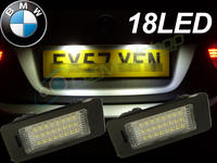 View Item 24 SMD LED REAR NUMBER / LICENCE PLATE UNITS BMW 1 SERIES E82 E88
