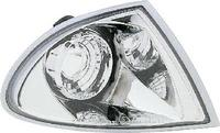 View Item BMW 3 E46 4Dr 98-01 Front Indicator Detector Replacement Part Crystal Clear Pair