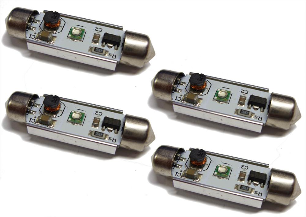 42mm 5w cree led festoon bulbs lighting part 12v super. Black Bedroom Furniture Sets. Home Design Ideas