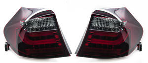 Back Rear Tail Lights For BMW 1 Series Hatchback E87 2004-07 LED Lamps Bars Preview