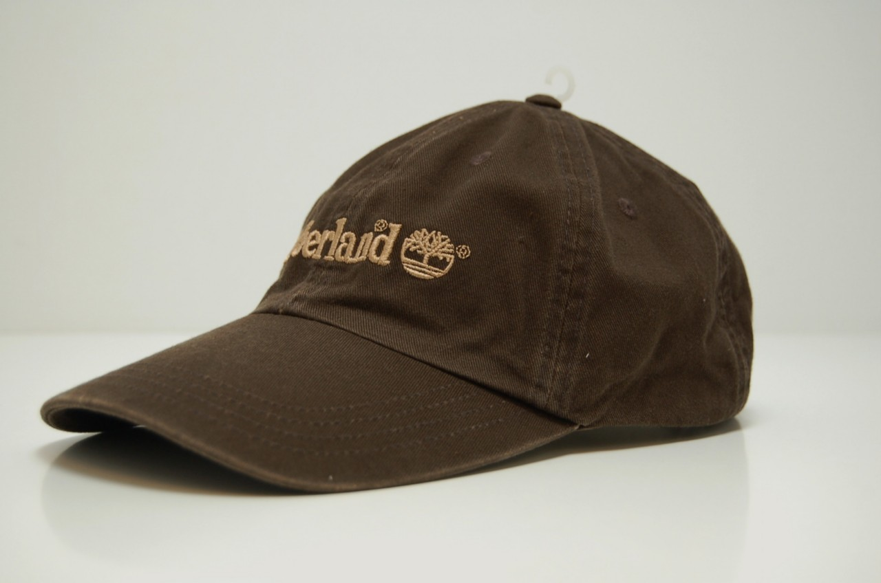 Timberland Cotton Baseball Cap 3 Colours Size: 1SFM Colour=Brown