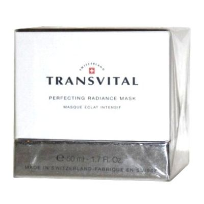 TRANSVITAL PERFECTING RADIANCE MASK 50ml Anti-age BRAND NEW FACTORY SEALED