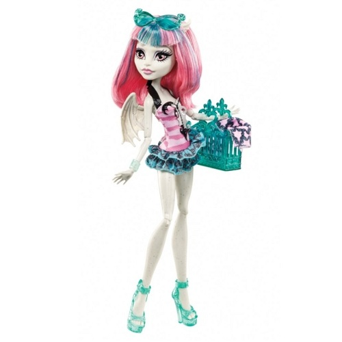 Monster High Swimsuit Rochelle Goyle Doll (BBR81)