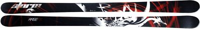 STORM Rage FS 166cm Skis 2012 Model - Performance Twin Tip FreeStyle Ski NEW
