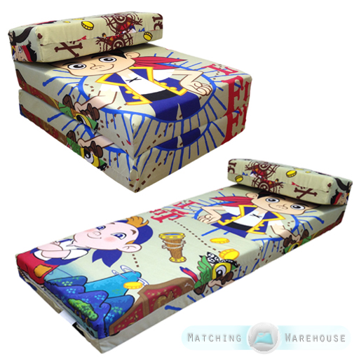 Fold Out Chair Bed For Kids