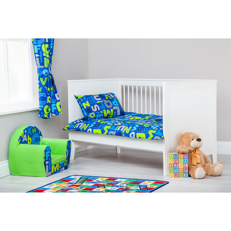 enfants lit d 39 enfant taille couverture duvet housse de coussin cr che b b lit ebay. Black Bedroom Furniture Sets. Home Design Ideas