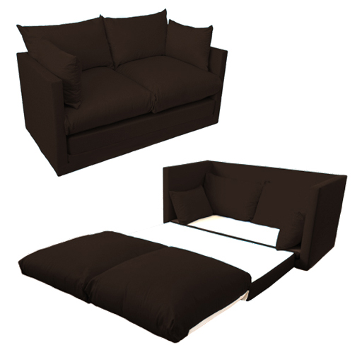 ausklappbar 2 sitz sofa g stebett futon made in uk. Black Bedroom Furniture Sets. Home Design Ideas