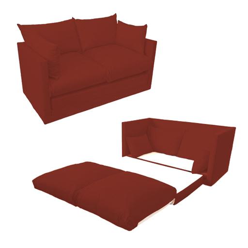 ausklappbar 2 sitz sofa g stebett futon made in uk. Black Bedroom Furniture Sets. Home Design Ideas