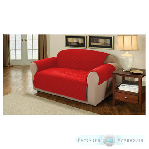 Furniture-Protector-Quilted-Cotton-Twill-Sofa-Armchair-Cover-Throw-Slipcover
