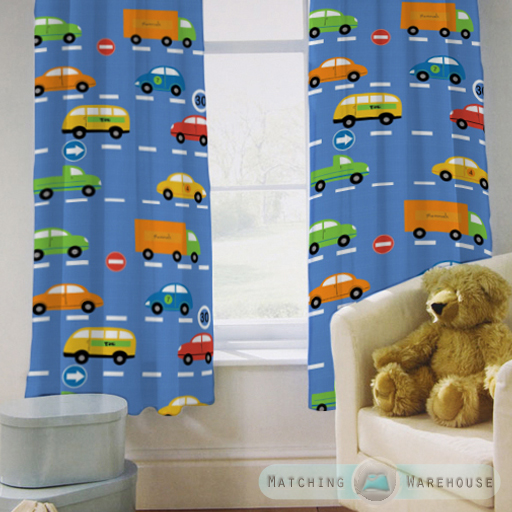 childrens nursery curtains kids junior tweens tape top pencil pleat tiebacks ebay. Black Bedroom Furniture Sets. Home Design Ideas