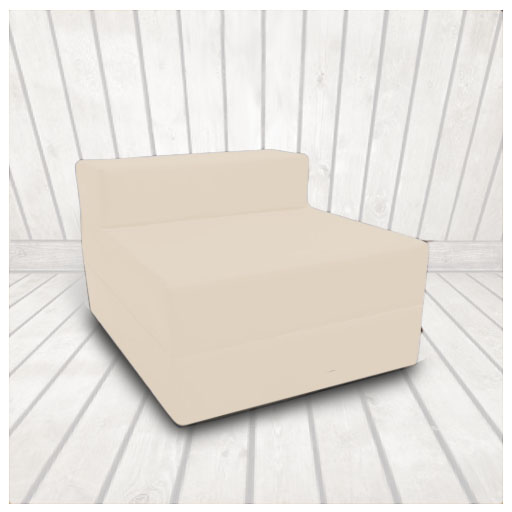 Chair Bed Guest Fold Out Matteress Kids Chairbed Single