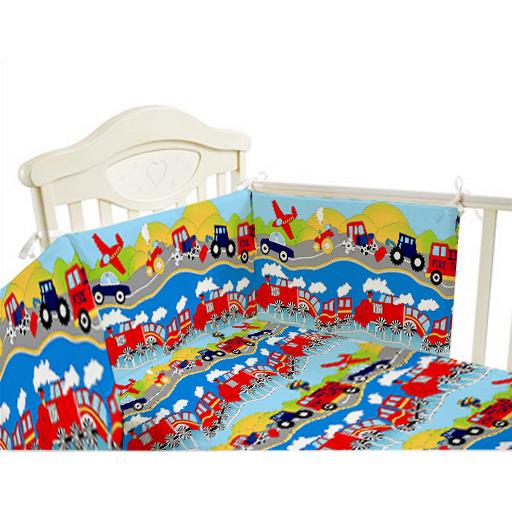 tour de lit garcon les bons plans de micromonde. Black Bedroom Furniture Sets. Home Design Ideas