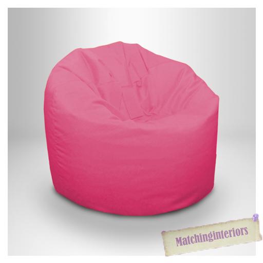 rose anti claboussures pouf poire chaise int rieur ext rieur pouf si ge ebay. Black Bedroom Furniture Sets. Home Design Ideas