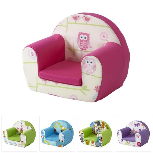 Fauteuil confortable enfant b b doux en mousse for Housse fauteuil mousse bebe