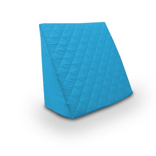 aqua lehne gesteppt orthop disch bett keil back support hilfe abzubauen kissen. Black Bedroom Furniture Sets. Home Design Ideas