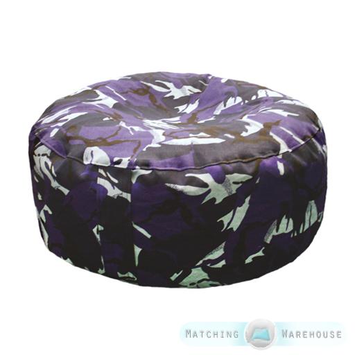 Army-Camouflage-Circle-Bean-Bag-Cushion-Camo-Military-Boys-Camping-Game-Seating