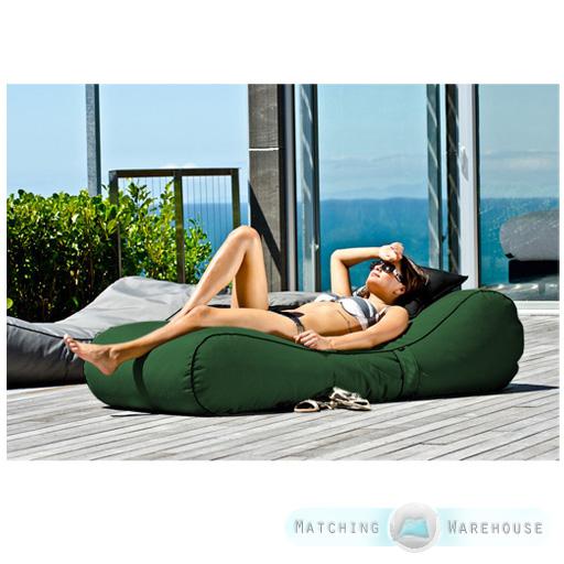 Outdoor Garden Waterproof Bean Bag Sun Lounger Recliner  Part 72