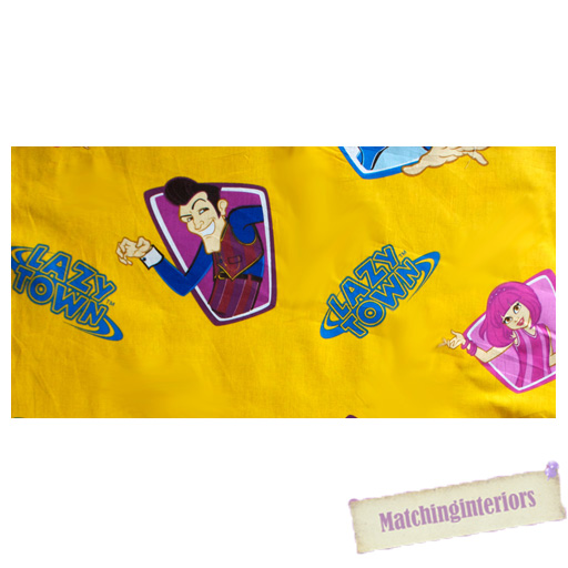 Childrens cartoon character licensed official design kids for Childrens material