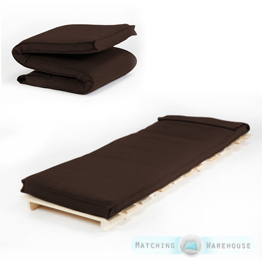 Housse simple taille futon matelas pliant pli rempli for Housse pour futon