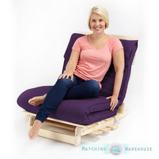 Seater Folding Futon Sofa Bed