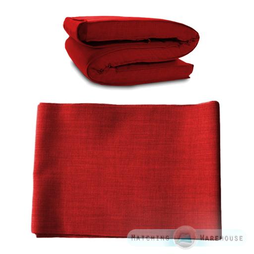 Tissu de rechange housse pour futon matelas simple - Taille matelas double ...