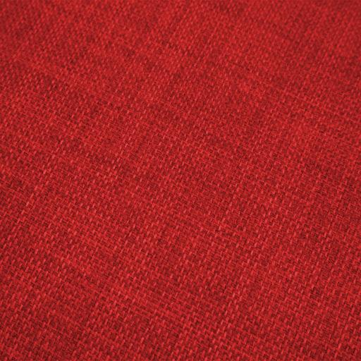 Tissu en lin luxe rempli de mousse de remplacement de matelas futon