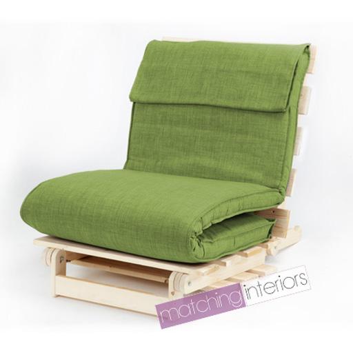 Single Futon Sofa Bed Premier Comfort Heating
