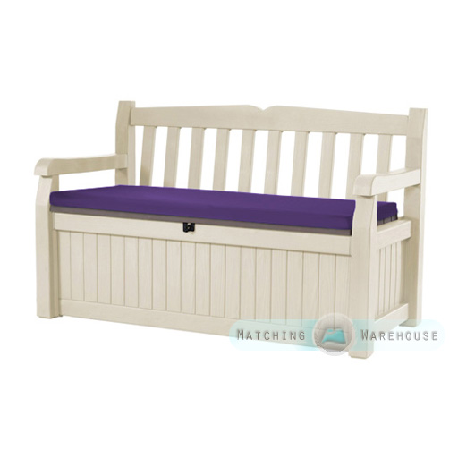 Waterproof Bench Cushion For Keter Iceni Amp Eden Garden