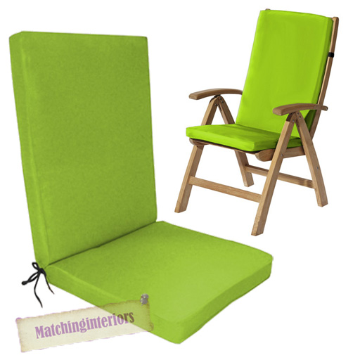 Lime Water Resistant Highback Garden Dining Chair Back  : GP20G920Lime from ebay.co.uk size 512 x 512 jpeg 147kB